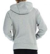 Nike aw77 hoodie grey 2