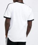 adidas t-shirt back