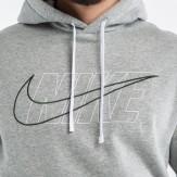 Nike tracksuit grey 3