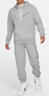 Nike tracksuit mens grey