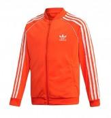 Adidas Orange track top 2