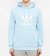 Adidas Trefoil Hoodie blue