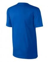 NIKE T-SHIRT BLUE 2