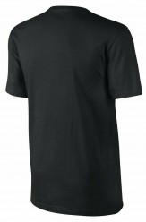Nike t-shirt black back