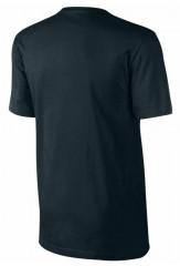 Nike t-shirt navy back